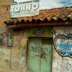 Taller Tecnoindustrial Torno en Bogotá