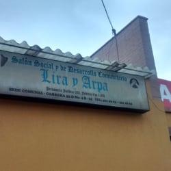 Salón Comunitario Lira y Arpa en Bogotá