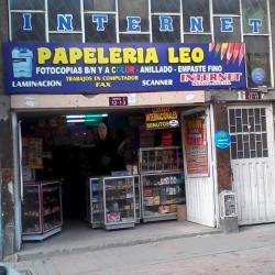 Papelería Leo en Bogotá