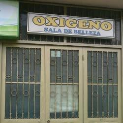 Oxigeno Sala de Belleza en Bogotá