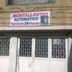 Montallantas Automático Carrera 70 en Bogotá