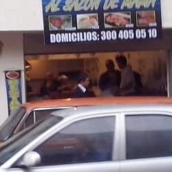 Al Sazón de Mamá en Bogotá