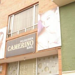 Peluquería Camerino Mag en Bogotá