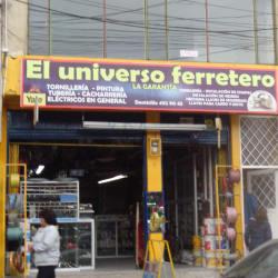 El Universo Ferretero en Bogotá