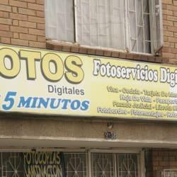 Fotoservicios Digitales en Bogotá