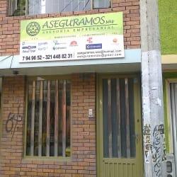 Aseguramos S.A.S en Bogotá