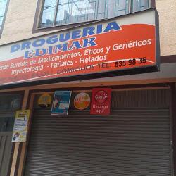 Droguería Edimar en Bogotá
