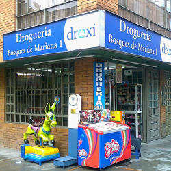 Droguería Bosques de Mariana 1 en Bogotá