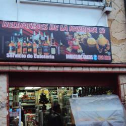 Delikateses Carrera 13 en Bogotá