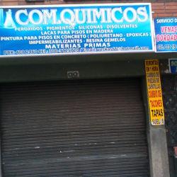 Com Quimicos en Bogotá