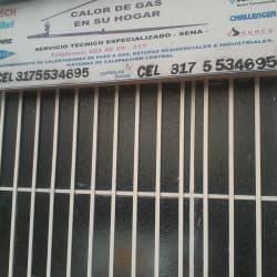 Calor de Gas en su Hogar en Bogotá