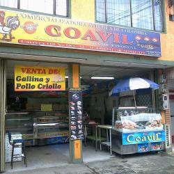 Comercializadora Avícola de Colombia en Bogotá