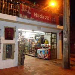 Cigarrería Mada 22-22 en Bogotá