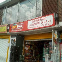 Supermercado La Principal de la 76 en Bogotá