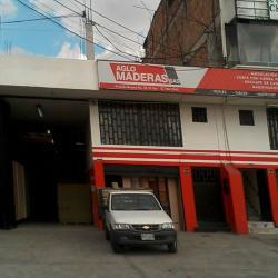 Aglo Maderas S.A.S en Bogotá