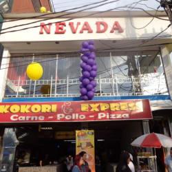 Nevada en Bogotá