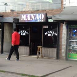 Manao Bar en Bogotá