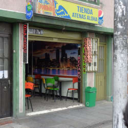 Cigarrería Atenas Aloha en Bogotá
