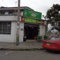 Mercados La Florida  en Bogotá