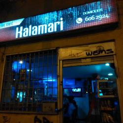 Cigarrería y Cafetería Kalamari en Bogotá