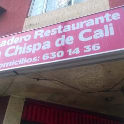La Chispa de Cali en Bogotá