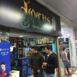 Locus Videojuegos Unilago en Bogotá