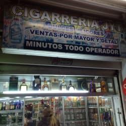 Cigarrería J y T en Bogotá