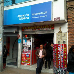 Fundación para la Salud y la Vida Fundasalud Nueva EPS en Bogotá