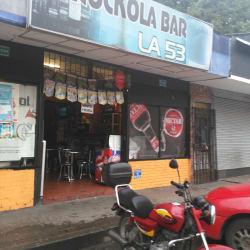 Rockolla Bar La 53 en Bogotá