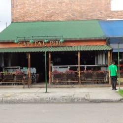 Capital Pub Café en Bogotá