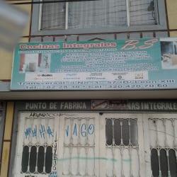 Cocinas Integrales B.S en Bogotá