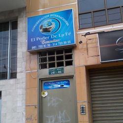 Congregación Internacional El Poder de La Fe en Bogotá