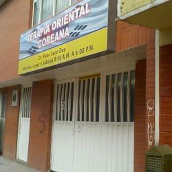 Terapia Oriental Coreana en Bogotá