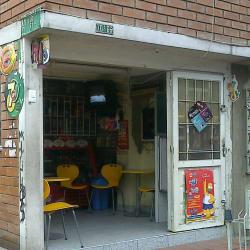 Tienda en la 70 F en Bogotá