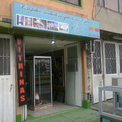 Cristaltec Acabados Arquitectónicos Ltda en Bogotá