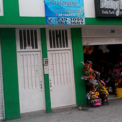 Creaciones Pauloraine en Bogotá