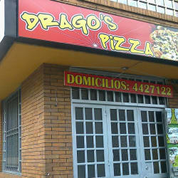 Drago's Pizza en Bogotá