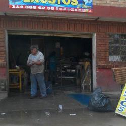 Radiadores Exhostos El Mono en Bogotá