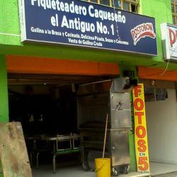 Piqueteadero Caqueseño El Antiguo # 1 en Bogotá