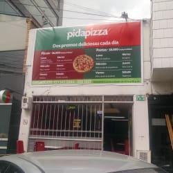 Pidapizza Calle 95 en Bogotá