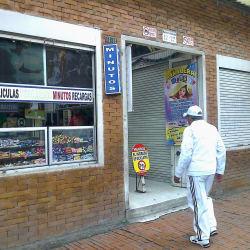 Pasaje Comercial en la 110 en Bogotá