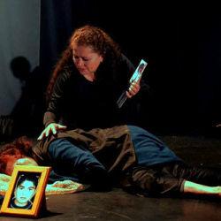 Obra Teatro Antígonas Tribunal de Mujeres en Bogotá
