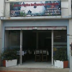 Mi Gran Pacífico Restaurante y Pescadería en Bogotá