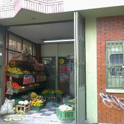 Fruver en la 70 en Bogotá