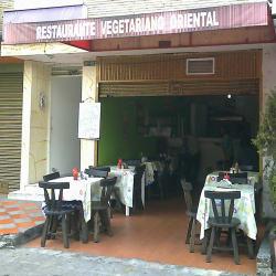 Restaurante Vegetariano Oriental  en Bogotá