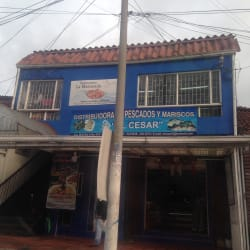 Restaurante La Mariscada en Bogotá