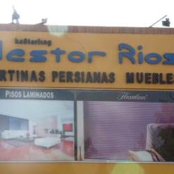 Nestor Rios Diseño Interior Asturias en Bogotá