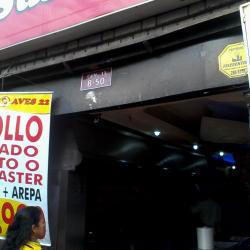 Surti Aves 22 Calle 13 Con 8 en Bogotá