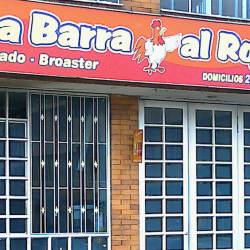 La Barra Al Rojo en Bogotá