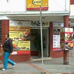 Guandú A qué te Sabe el Caribe? en Bogotá